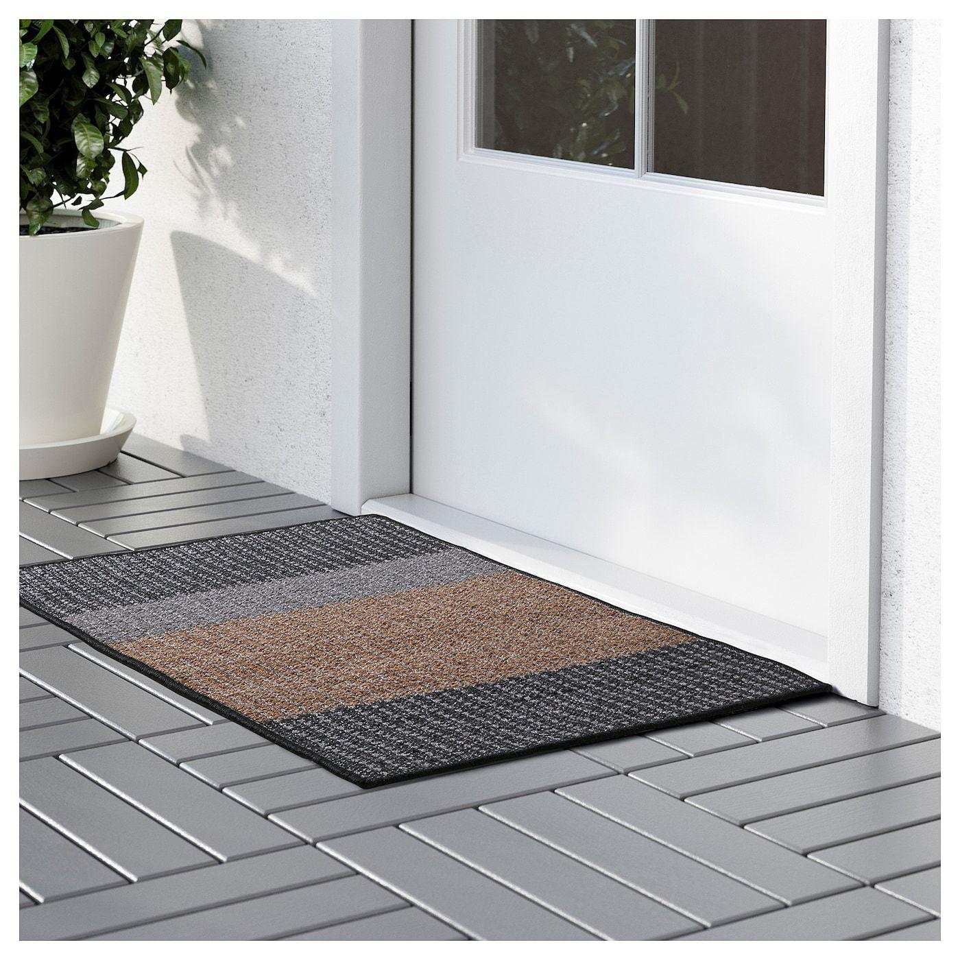Выбираем грязезащитный придверный ворсовый ковёр для дома