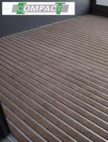 Грязезащитная решетка Compact 25 мм