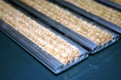 Грязезащитная решетка Econovilt 22 мм/м2