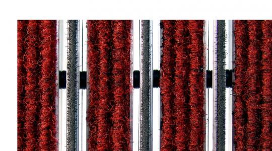 Грязезащитная алюминиевая решетка KHF-20