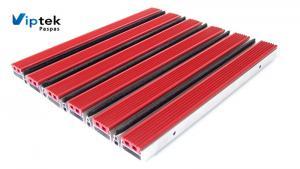 Алюминиевая решетка с ПВХ вставками KPF-20
