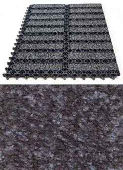 Модульное грязезащитное покрытие Obex Prior Forma Ammonite 11 мм/м2
