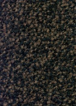 Грязезащитный ковер Wom Original 2120 Dark brown 115х200 см