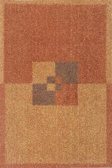 коврик придверный грязезащитный Bulberg 60х85 см